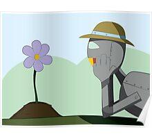 May Robot Poster