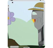 May Robot iPad Case/Skin