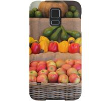 iPhone Fruit and Vegetables Samsung Galaxy Case/Skin