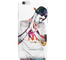 J.Cole - Tye Dye iPhone Case/Skin