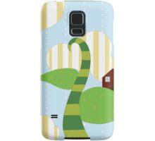 Bean Stalk Samsung Galaxy Case/Skin