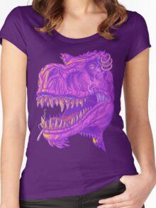 Stoner Rex Women's Fitted Scoop T-Shirt