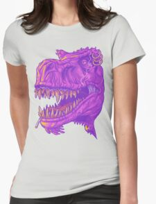 Stoner Rex Womens Fitted T-Shirt