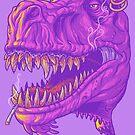 Stoner Rex by cs3ink