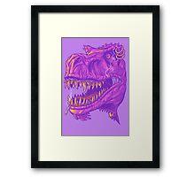 Stoner Rex Framed Print