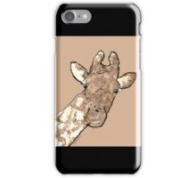 sd Giraffe 2L light iPhone Case/Skin