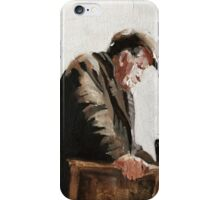 Barfly iPhone Case/Skin