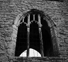 Empty Window by Dave Godden
