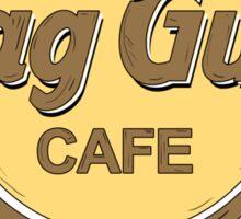 Skag Gully Cafe (undistressed) Sticker