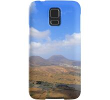 The Valley Of Ten Thousand Palms................Lanzarote Samsung Galaxy Case/Skin
