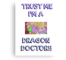 Dragon Doctor 3 Canvas Print