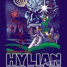 Hylian Wars Parody by cs3ink