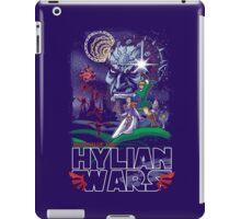Hylian Wars Parody iPad Case/Skin