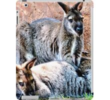 Wallaby Mates iPad Case/Skin