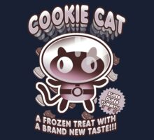 Cookie Cat Parody One Piece - Long Sleeve