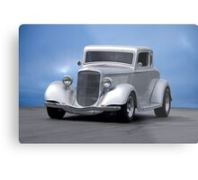 1934 Plymouth Coupe  Metal Print
