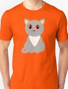 Only One Gray Cat Unisex T-Shirt