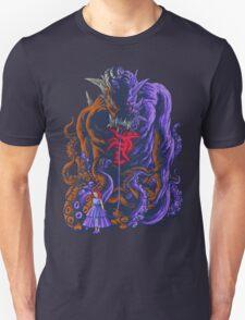Demon and Child Unisex T-Shirt