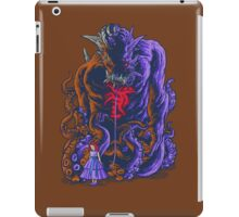 Demon and Child iPad Case/Skin