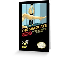 NES presents The Graduate Greeting Card