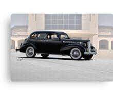 1940 Packard Super 8 Sedan 'Profile' Canvas Print