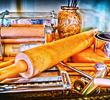 Pasta Tools by JoeGeraci