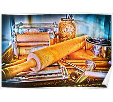 Pasta Tools Poster