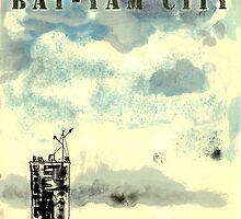 Bat-Yam city by Priel Hackim