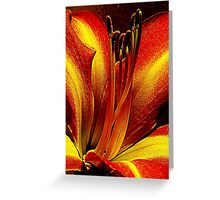 Luscious Loftiness Greeting Card