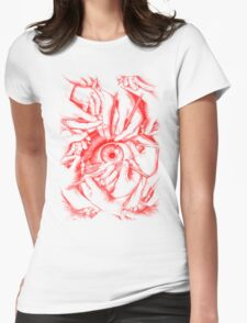 Drawn to See - Red T-Shirt