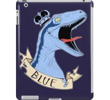 BLUE ♥ iPad Case/Skin