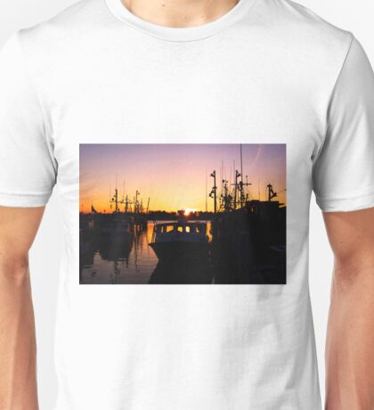 Peaceful Ending Unisex T-Shirt