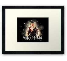 Whouffaldi  Framed Print