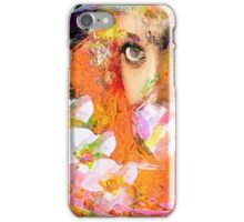 """"""" The queen of flowers """" iPhone Case/Skin"""