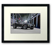 1966 Shelby Cobra 'Grandstander' Framed Print