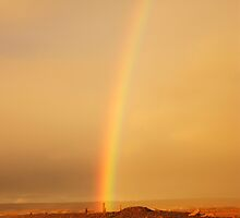 Rainbow shores. by bared