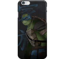 tmnt 2k14 Leo iPhone Case/Skin
