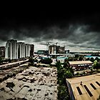 Stormy Day - Salford Quays by ASBO-Allstar