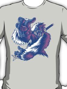 Just the Ninja Yeti T-Shirt