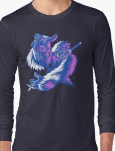 Just the Ninja Yeti Long Sleeve T-Shirt