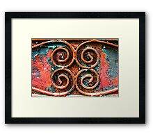 OnePhotoPerDay series: 053 by L. Framed Print