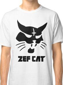 Zefcat (black) Classic T-Shirt