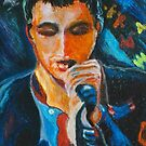 The Singer by Sandra Guzman