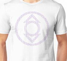 Indigo Lantern Oath Unisex T-Shirt