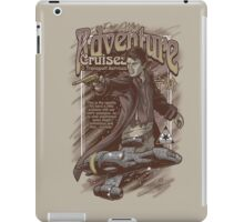 Adventure Cruises Parody iPad Case/Skin
