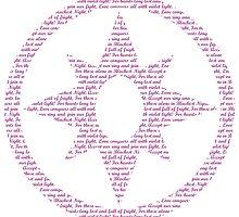 Violet Lantern Corps by DarkBlueOwl