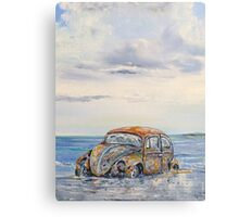 Rust Bug Canvas Print