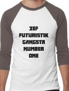 ZFGN1 Men's Baseball ¾ T-Shirt