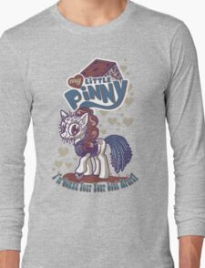 My Little Pinny Parody Long Sleeve T-Shirt