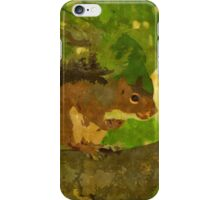 15 1981 0 watercolor iPhone Case/Skin